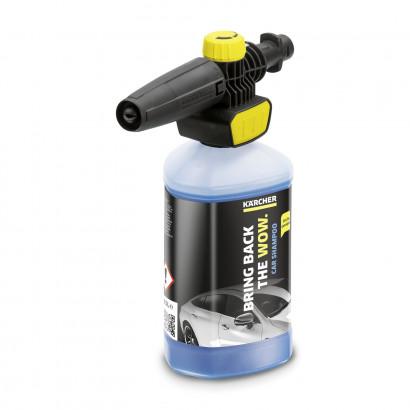 Duza de spumare FJ 10 C Connect 'n' cu șampon auto 3 în 1