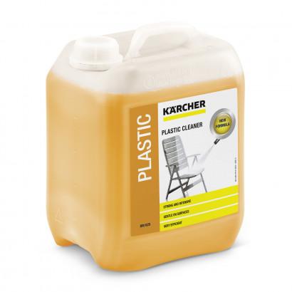 Soluție pentru curățat mase plastice Karcher Plastic, 5L