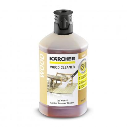 Soluție de curățat lemnul Karcher Plug 'n' Clean