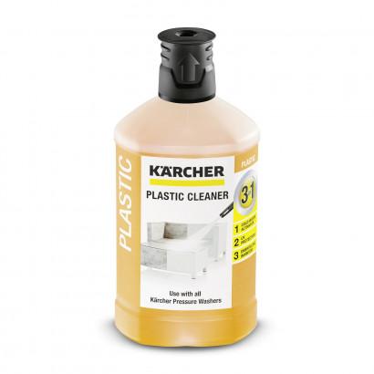 Solutie de curățat materiale din plastic 3-în-1 Karcher RM 613