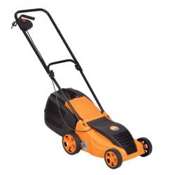 Mașină electrică de tuns gazonul (editie portocalie) Villager Villy 1000 E